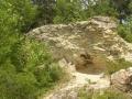 Příbojový útes na Kaňku