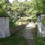 Starý most v Hutích